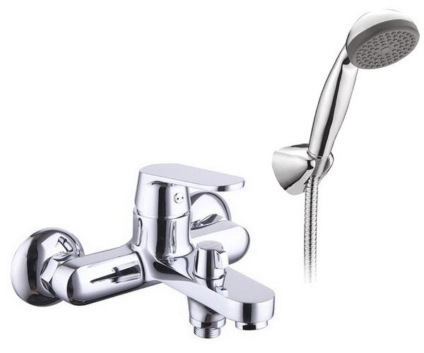 смеситель для ванны SMARTsant ФЛАЙ