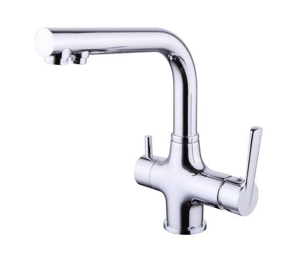 смеситель для кухни SMARTsant с каналом для фильтрованной воды