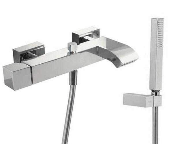 смеситель для ванны TRES CUADRO