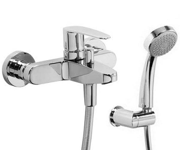 смеситель для ванны TRES FLAT