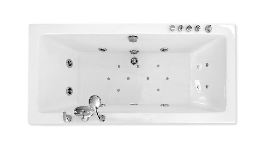 ванна акриловая TRITON ВАЛЕНСИЯ 170х75