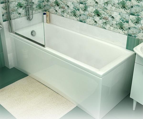 ванна акриловая TRITON ДЖЕНА 160х70