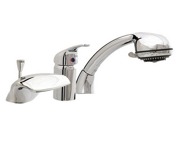 смеситель для ванны TRITON НИАГАРА