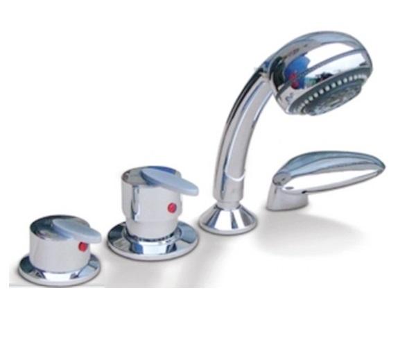 смеситель для ванны TRITON СМ211