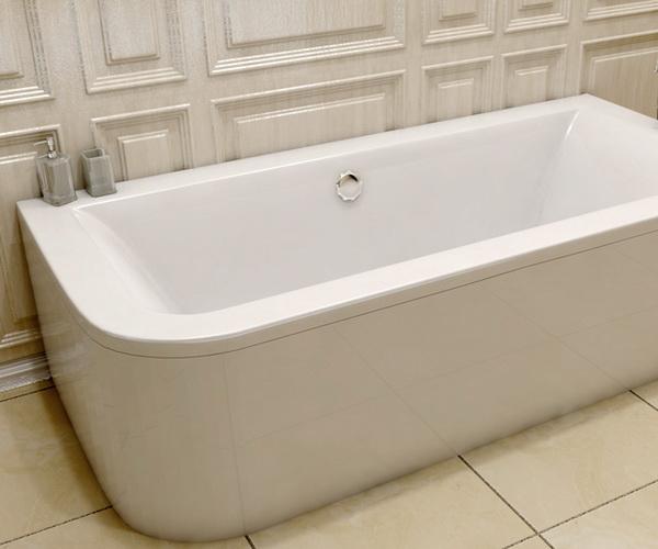 ванна акриловая VAYER OPTIONS BTW 180х85