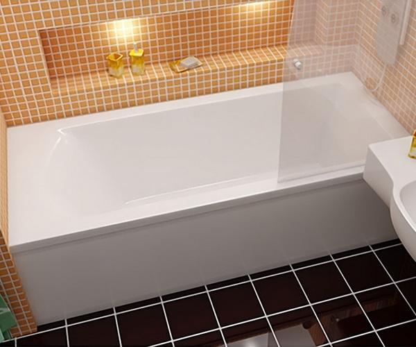 ванна акриловая VAYER SAVERO 170х75
