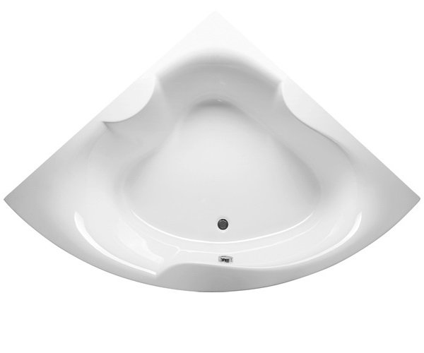 ванна акриловая VAYER IRYDA 150х150