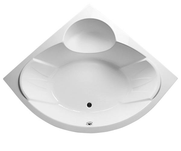 ванна акриловая VAYER KALIOPE 150х150