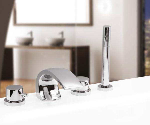 смеситель для ванны VEGA ARCO