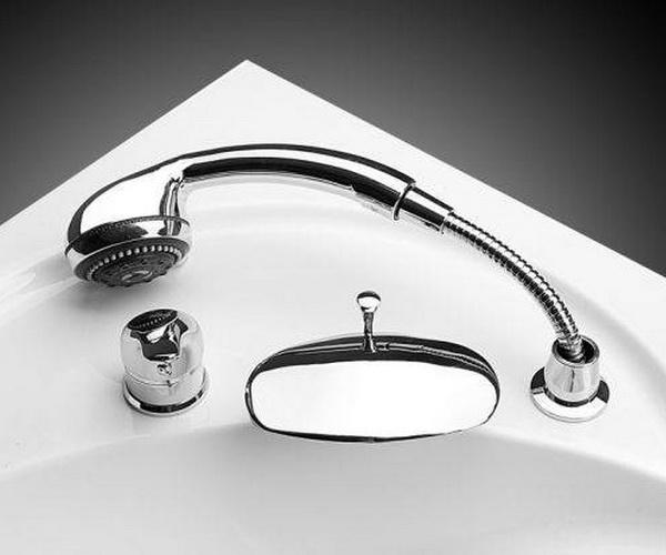 смеситель для ванны VEGA NIAGARA