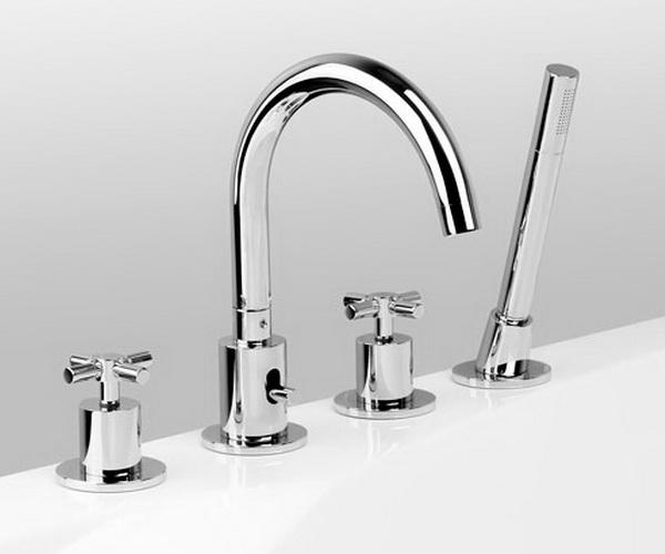 смеситель для ванны VEGA SPACIO