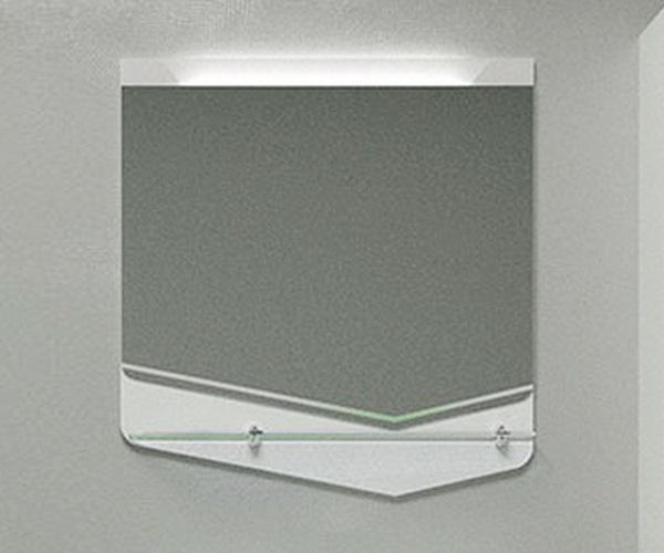 зеркало VELVEX CRYSTAL CUB 70