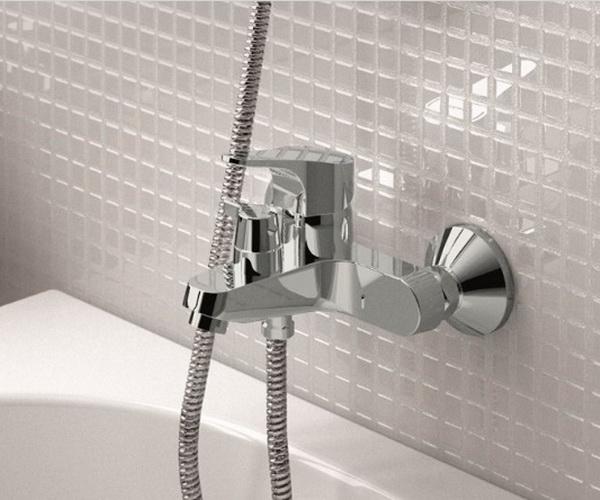 смеситель для ванны VIDIMA NEXT