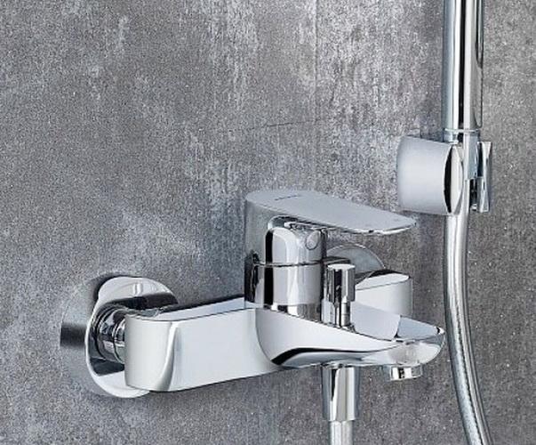смеситель для ванны VITRA X-LINE