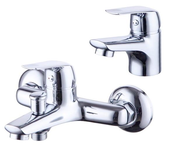 смеситель для ванны ZENTA РИКО - комплект