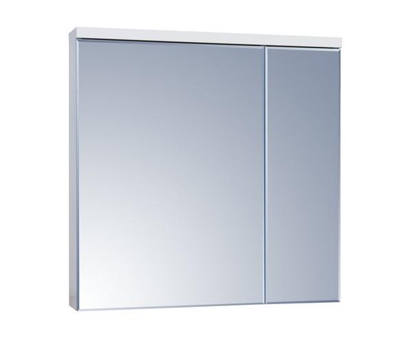 зеркало-шкаф АКВАТОН БРУК 80