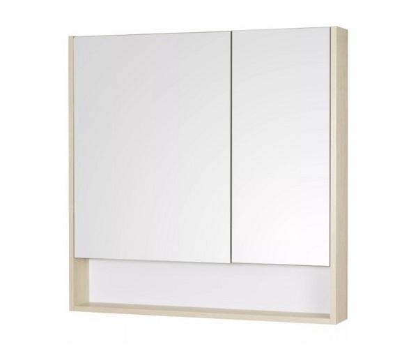 зеркало-шкаф АКВАТОН СКАНДИ 90
