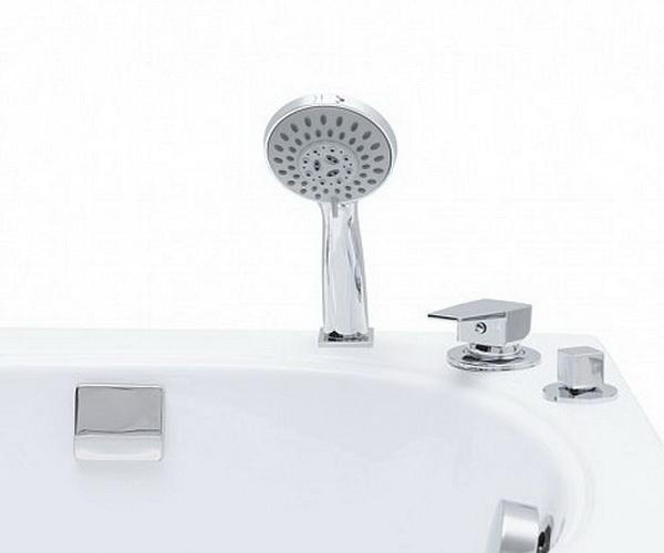 смеситель для ванны AQUANET A9