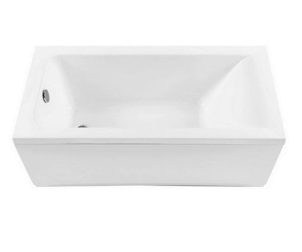ванна акриловая AQUANET BRIGHT 155х70