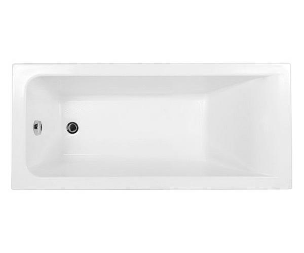 ванна акриловая AQUANET BRIGHT 165х70