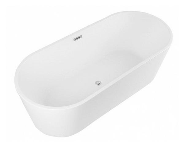 ванна акриловая AQUANET ECLIPS 180х80