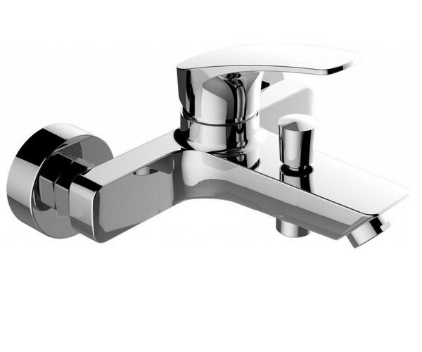 смеситель для ванны AQUANET STATIC