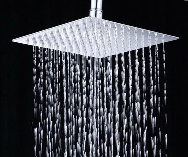 верхний душ AQUANET