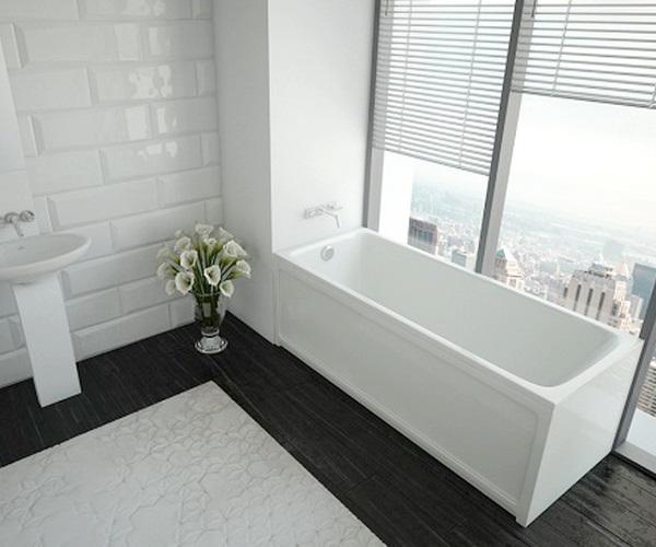 ванна акриловая AQUATEK МИЯ 120х70