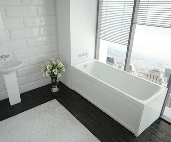 ванна акриловая AQUATEK МИЯ 165х70