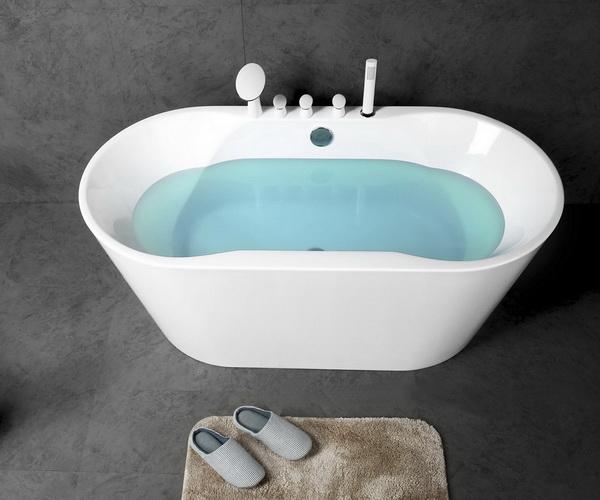 ванна акриловая BELBAGNO BB200 150х75