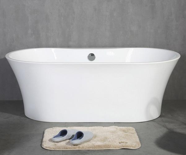 ванна акриловая BELBAGNO BB201 150х80
