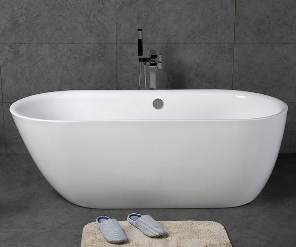 ванна акриловая BELBAGNO BB203 180х83