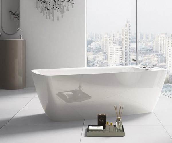 ванна акриловая BELBAGNO BB304 167х75