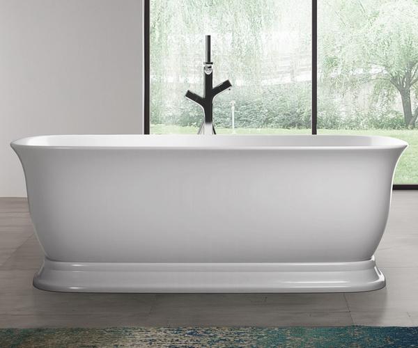 ванна акриловая BELBAGNO BB400 170х80