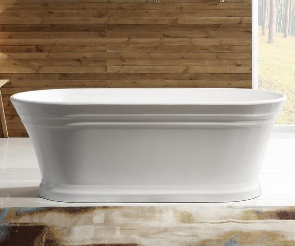 ванна акриловая BELBAGNO BB402 170х79