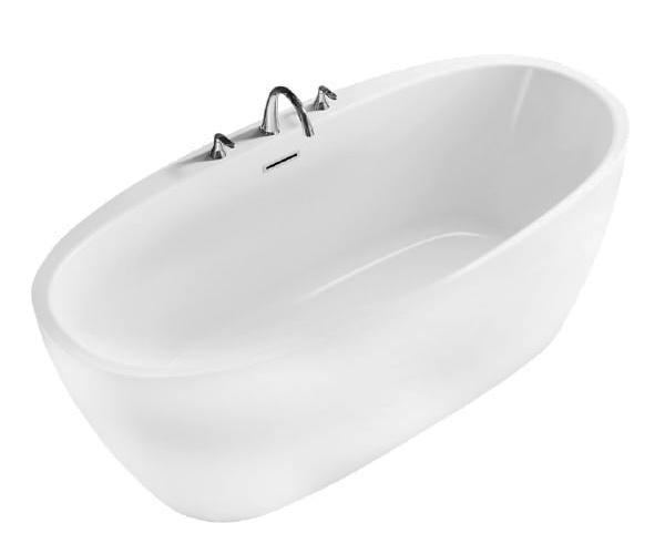 ванна акриловая BELBAGNO BB404 170х80