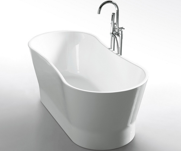 ванна акриловая BELBAGNO BB406 165х73