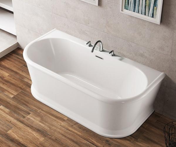 ванна акриловая BELBAGNO BB408 150х80