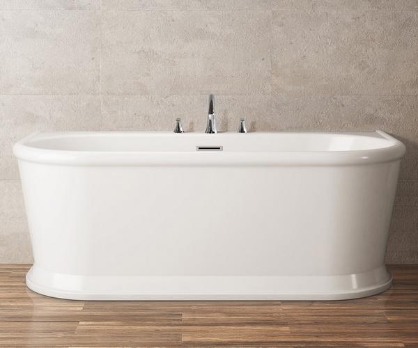 ванна акриловая BELBAGNO BB408 170х80