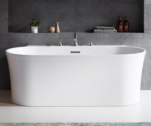 ванна акриловая BELBAGNO BB409 170х80