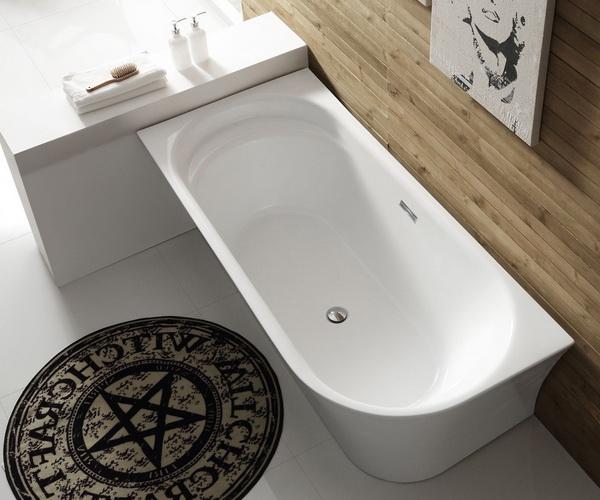 ванна акриловая BELBAGNO BB410 170х78