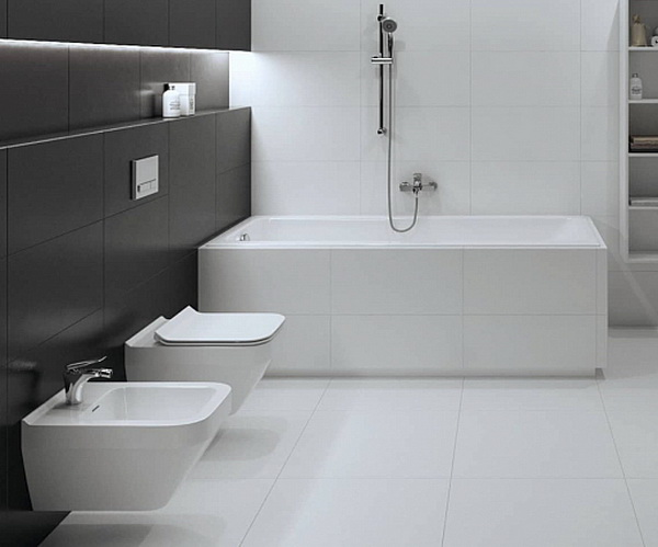 ванна акриловая CERSANIT CREA 150х75