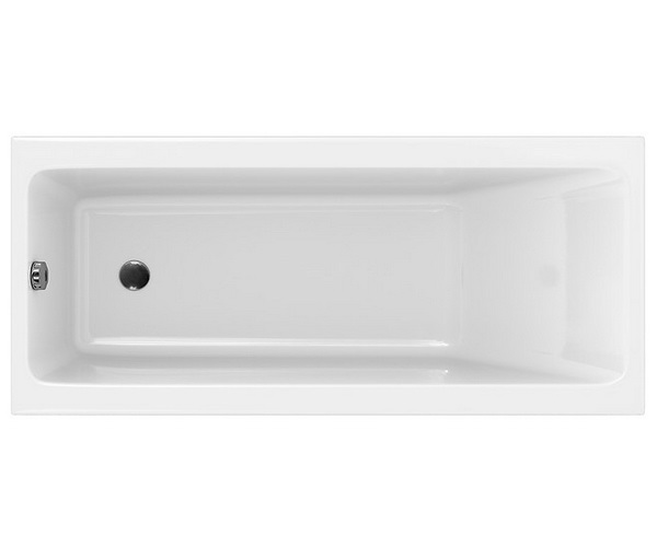 ванна акриловая CERSANIT CREA 170х75