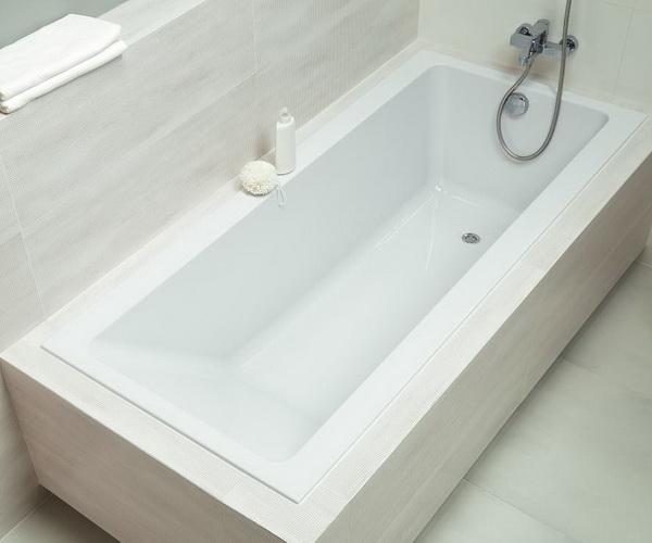 ванна акриловая CERSANIT CREA 180х80