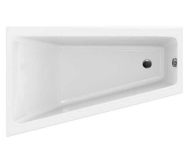 ванна акриловая CERSANIT CREA 160х100