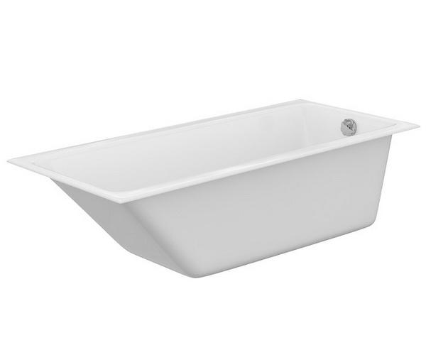 ванна акриловая CERSANIT CREA 160х75