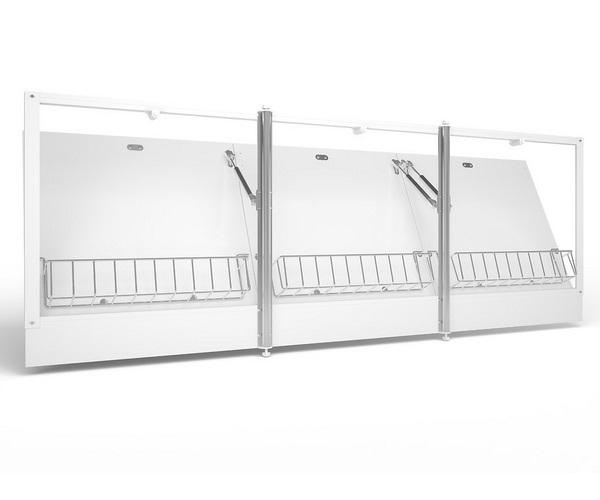 CERSANIT панель CLICK для ванны 150 см