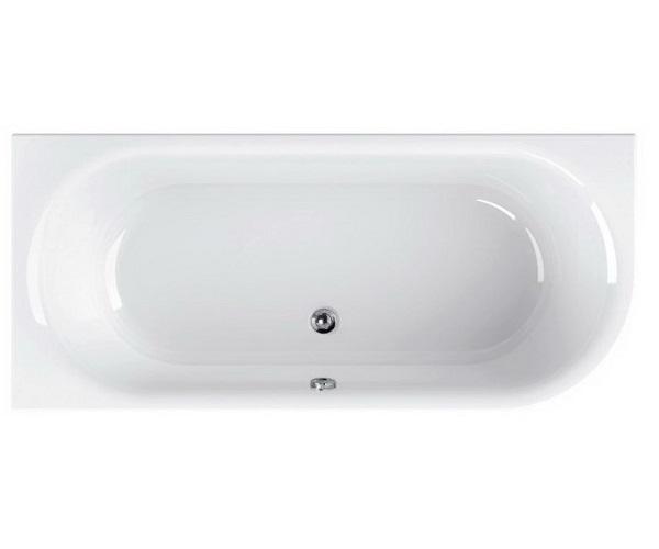 ванна акриловая CEZARES METAURO 180х80