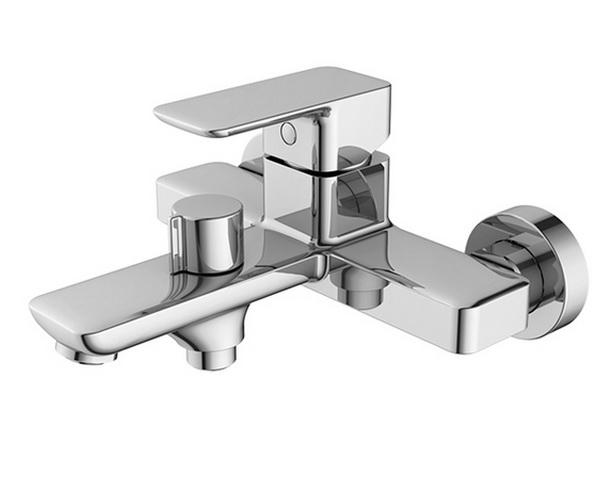 смеситель для ванны IDDIS BRICK