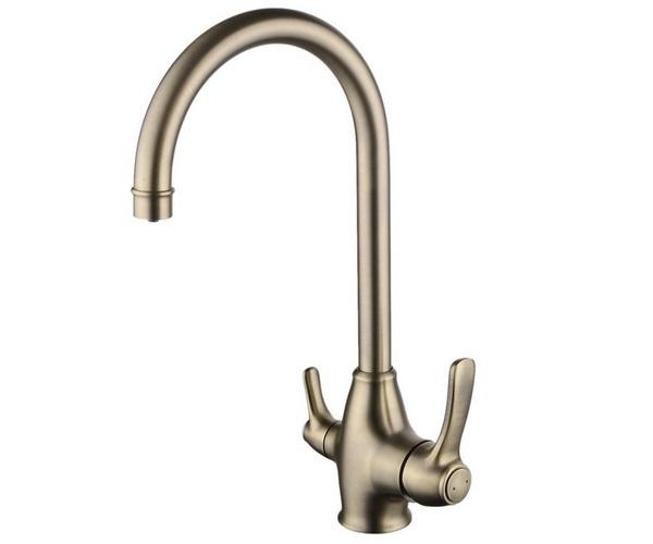 смеситель для кухни IDDIS OLDIE с каналом для фильтрованной воды